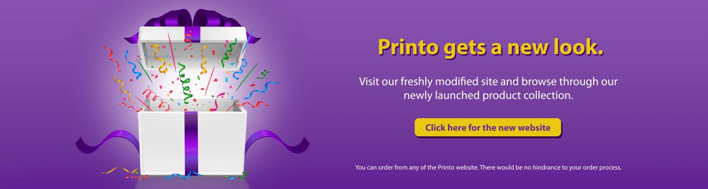 New Printo Store